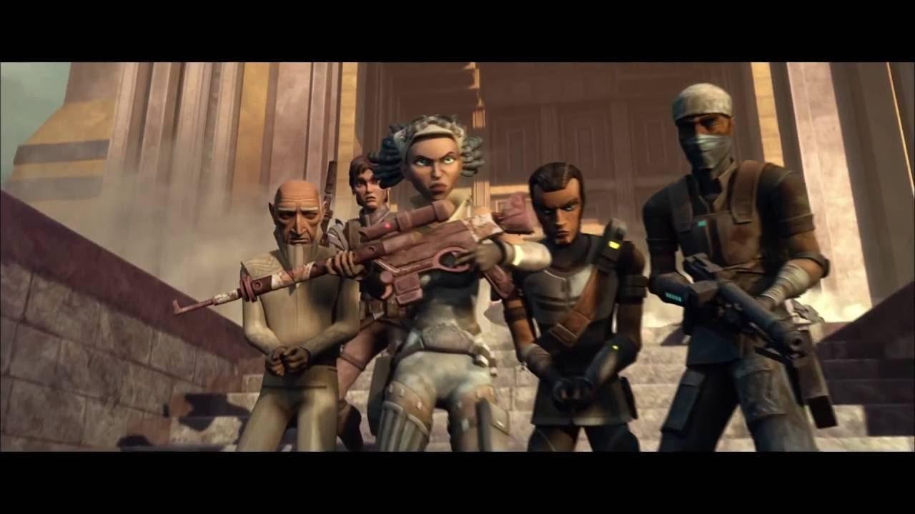 Clone Wars Staffel 5