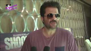 Interview of Anil Kapoor and Tusshar Kapoor on the success of film
