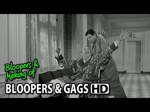 The Disorderly Orderly (1964) Bloopers, Gag Reel & Outtakes