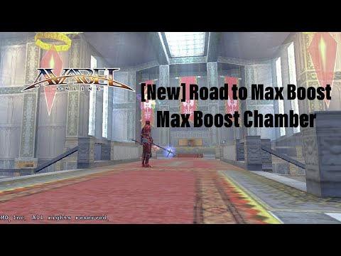AVABEL ONLINE : [New] Road To Max Boost