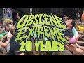 Capture de la vidéo Full Documentary: 20 Years Obscene Extreme Festival Anniversary