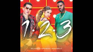 Baixar Sofia Reyes Feat. Jason Deluro, De La Ghetto - 1, 2, 3  (Audio)