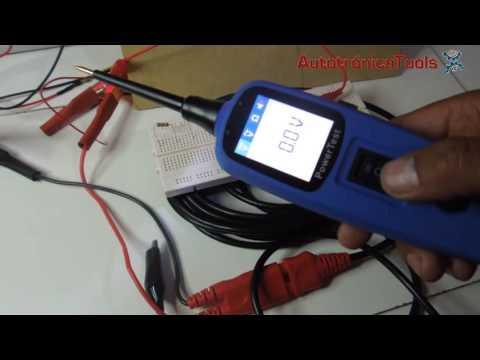 Power Test, Probador De Circuitos.