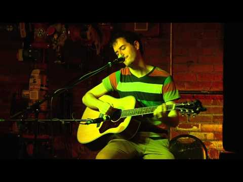 Matthew James Gentile live at the Yacht Club (Iowa City, IA) April 14th, 2015