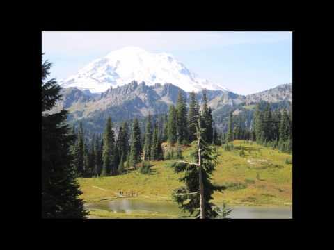 Between Yakima and Seattle on WA Route 410, Cascade Mountain Range