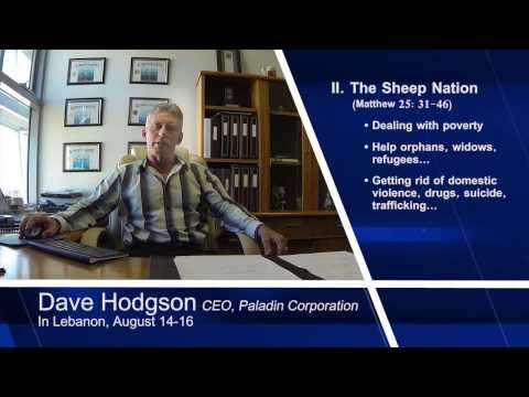 Kingdom Strategy Conference 2015 / David Hodgson