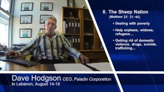 Kingdom Strategy Conference 2015 / David Hodgson