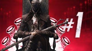 Bloodborne Playthrough Part One // n00b