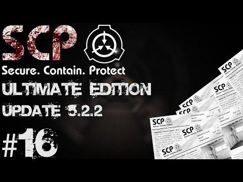 scp containment breach ultimate edition scp 001