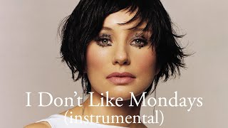 09. I Don't Like Mondays (instrumental cover + sheet music) - Tori Amos