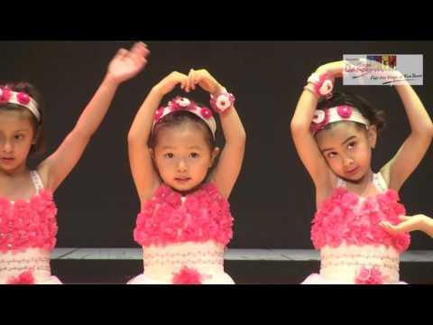 Children Dance Performance : TARA RUM PUM + PIDDLY SI BAATE : Sampada's Dance Studio Singapore