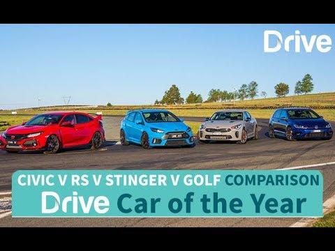 2017 Type R, Golf R, Focus RS, Stinger 330Si | Best Performance Car Under 60k - Dauer: 6 Minuten