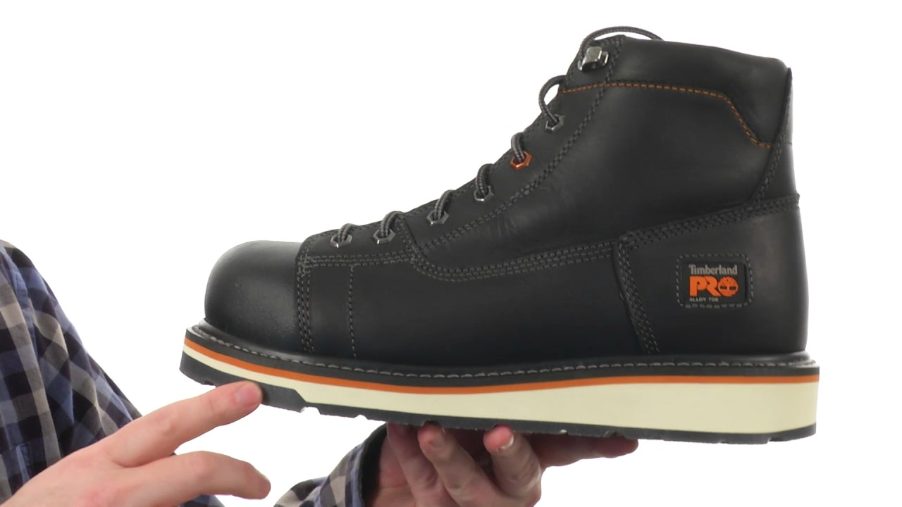 timberland pro gridworks 8