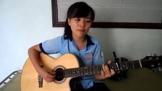 Mùa ta đã yêu Guitar Cover By Linh Bấy Bi