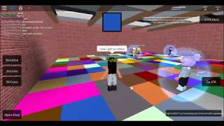 HACKING ON ROBLOX-COLOR CRAZE-
