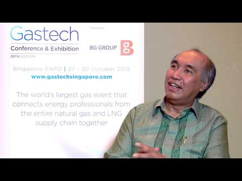 How important is natural gas in strengthening Indonesia's energy security?