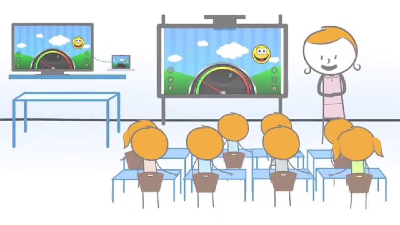 Minimalist Classroom Noise ~ Too noisy app classroom management for teachers