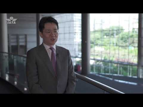 Interview with Walter Cho, President, Korean Air