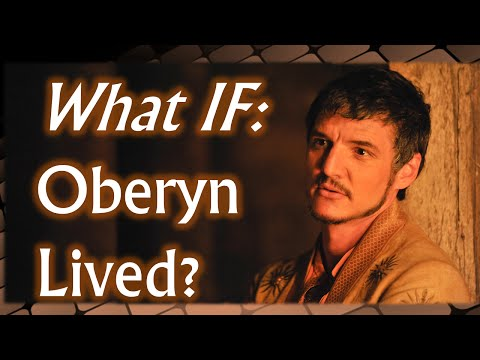 WHAT IF: Oberyn Lives Through Trial?