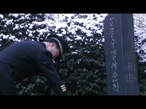 Seoul Police Chief 's Quick Reflexes 강신명 서울경찰청장 놀라운 반사신경