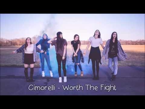 Cimorelli - Worth The Fight (Lyrics)