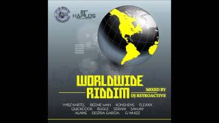 DJ RetroActive - Worldwide Riddim Mix [Fresh Ear Prod] February 2012