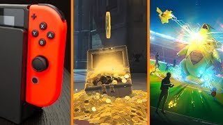 Nintendo Switch WINS HOLIDAY? + Lootboxes NOT Gambling + Pokemon Go's BILLIONS in Damage -The Know