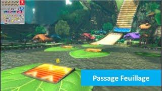 Passage Feuillage — Mario Kart 8 Deluxe (musique)