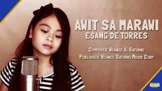 Esang De Torres - Awit Sa Marawi (Official Lyric Video)