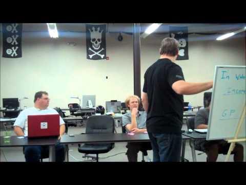 Aaron Eden - Creative Problem Solving