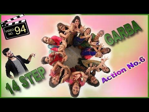LEARN 14 STEP GARBADODHIYA  ACTION NO6  TUTORIAL VIDEO  Ek Patan Sher Ni  Parthiv Gohil