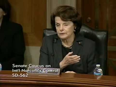 Senate Caucus on International Narcotics Control Hearing June 15, 2011