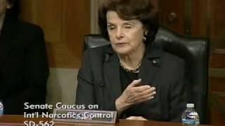 Senate Caucus on International Narcotics Control Hearing June 15, 2011