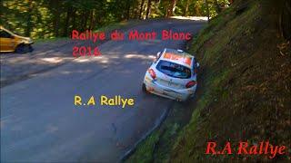 Rallye du Mont Blanc 2016 Crash & Show By R.A Rallye (HD)