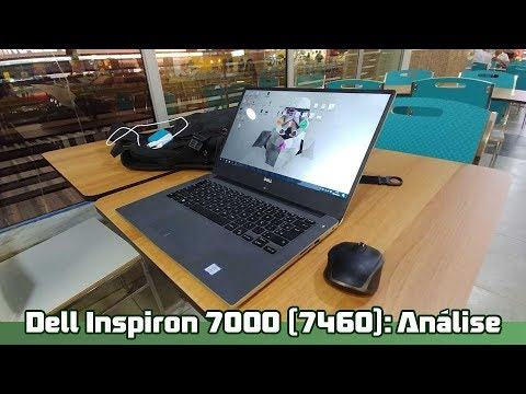 Dell Inspiron 7000 (7460) 4 meses depois: Análise completa [Review BR]