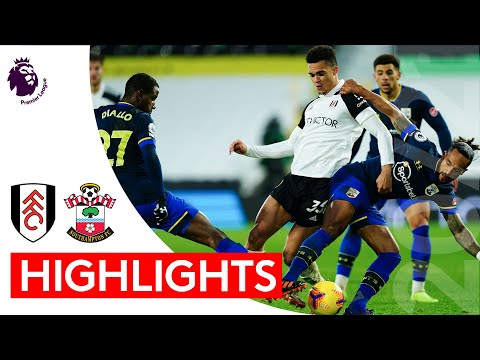 Fulham Southampton Goals And Highlights