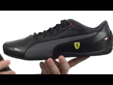 a02bfd7a8 PUMA Drift Cat 5 Ferrari SKU  8148817 - YouTube