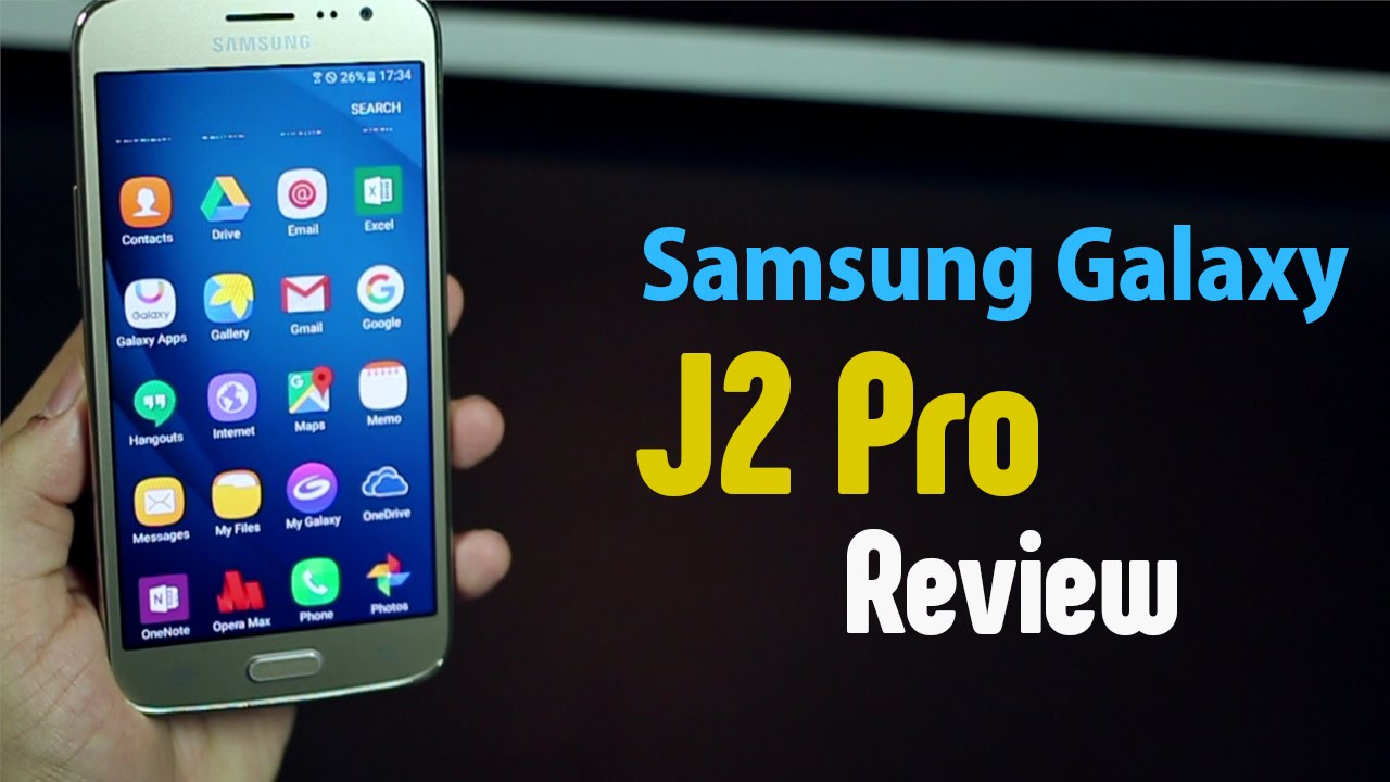Samsung Galaxy J2 Pro Review With Smart Glow