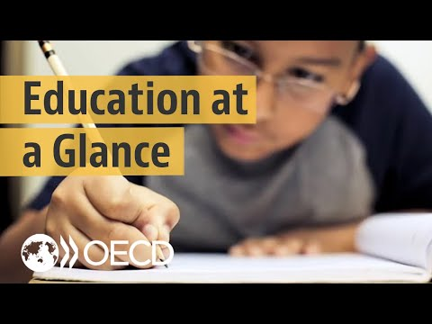 OECD Education at Glance 2012