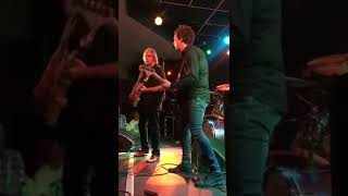 Walter Trout & Mark Abrahams (Wishbone Ash) Gonna Hurt Like Hell @ Brudenell Social, Leeds 04/06/18