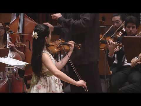 F. Mendelssohn: Violin Concerto In E Minor, Op. 64, Paloma So (Violin) Dariusz Mikulski & TPO