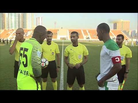Shabab Al Ahli Dubai - Al Orooba / UAE  Presidents Cup 2017 2018