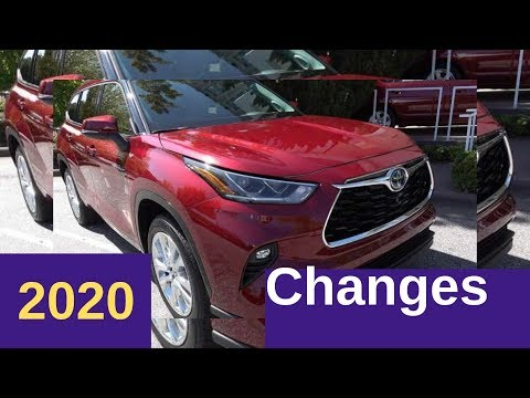 2020 Toyota Highlander Hybrid Limited Review from Torque News Jeff Teague