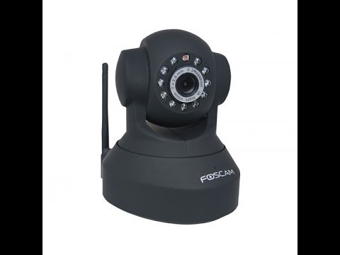 Wanscam P2P Security Wireless IP Camera Set up Video