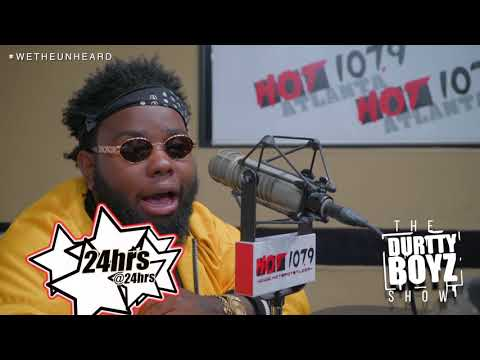 24hrs Talks Getting Out Of His Deal With Jermaine Dupri How He Met Lil Scrappy & More