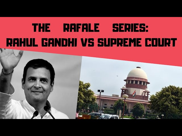rahul gandhi apologizes to supreme court over comments on modi