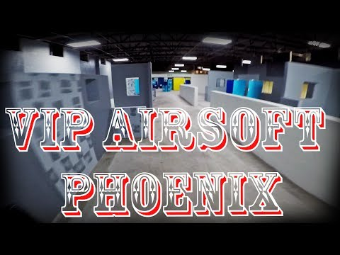 VIP Airsoft Phoenix - First Game