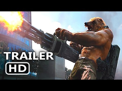 Thumbnail: GUARDIANS Official TRAILER (2017) Superhero Blockbuster Movie HD