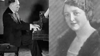 "Kathleen Ferrier, Isobel Baillie 1945(Gerald Moore, piano) Mendelssohn ""Greeting"" Op.63 No.3"