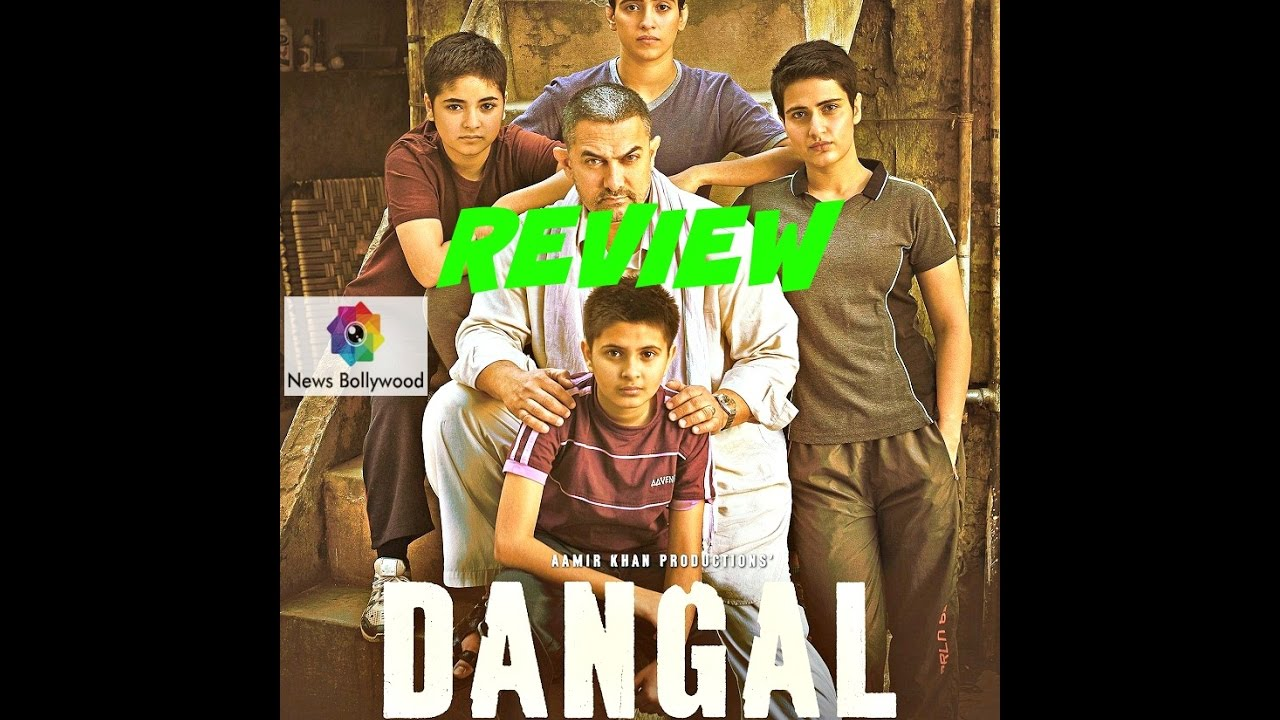Dangal Full Movie Hindi English Review Aamir Khan Utv